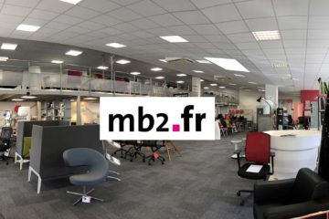 Showroom mb2 de Strasbourg