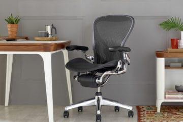 fauteuil de bureau Aeron Herman Miller