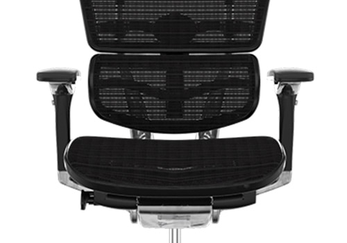 Assise du fauteuil Ergohuman Luxury