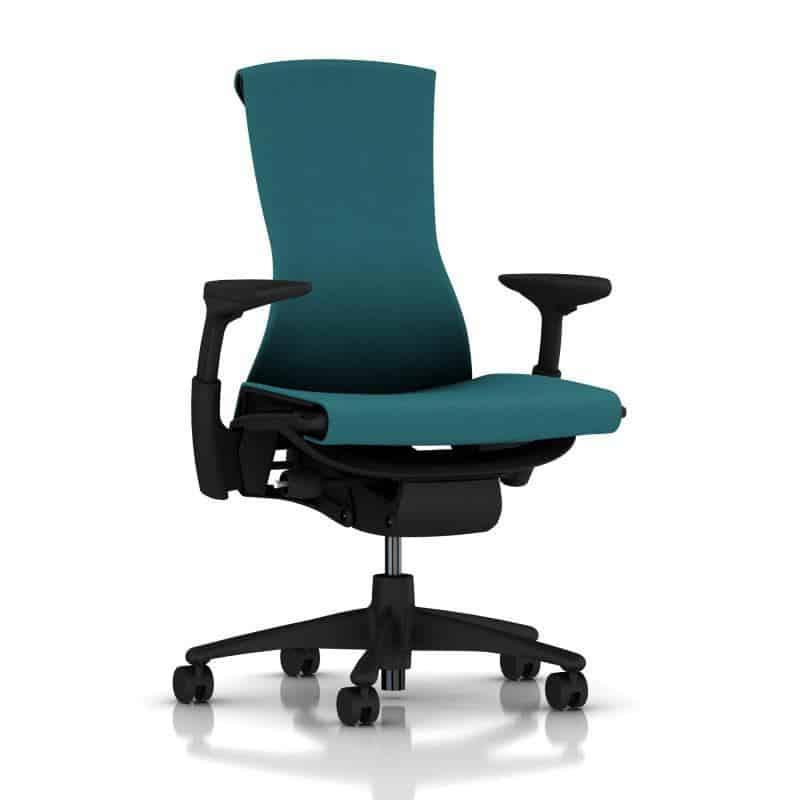 Siège de bureau ergonomique Embody par Herman Miller