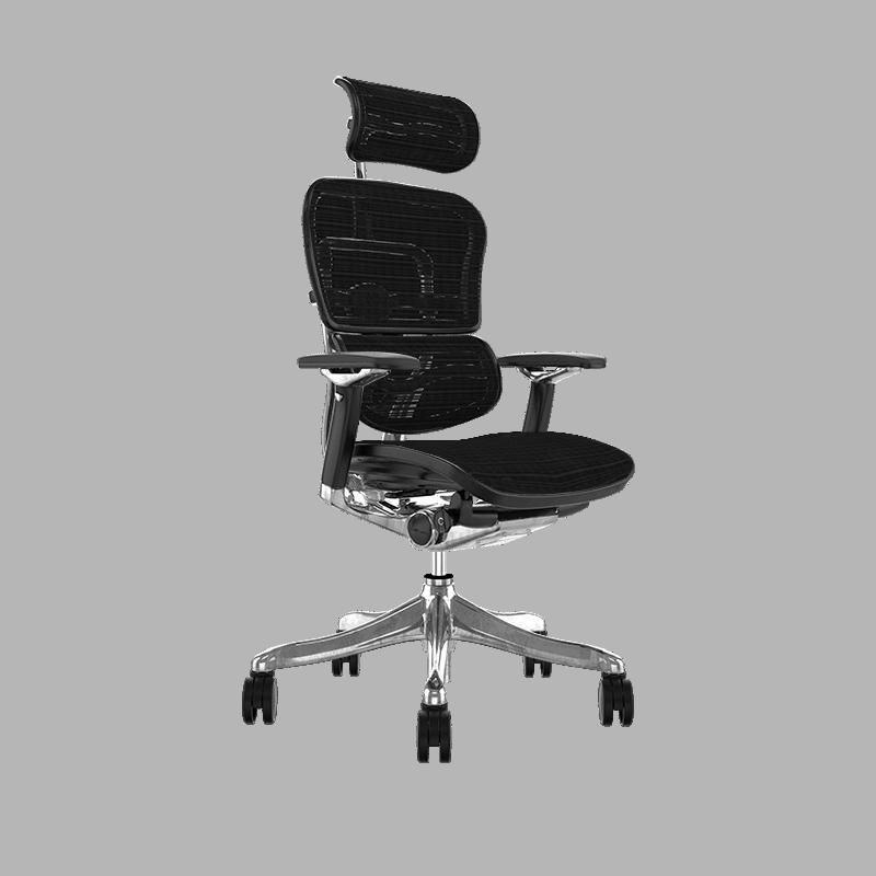 Siège de bureau ergonomique Luxury Ergohuman