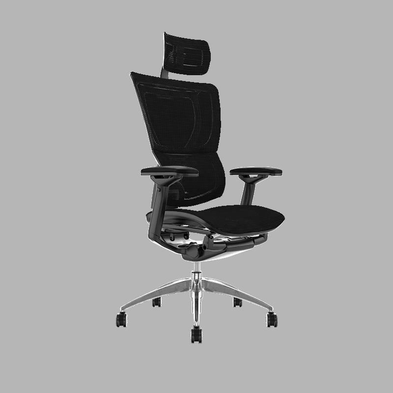 Siège de bureau Mirus VIP Ergohuman produit par Comfort.