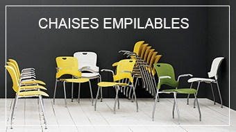 Chaises empilables Herman Miller